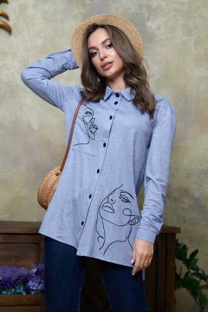 Рубашка 4010