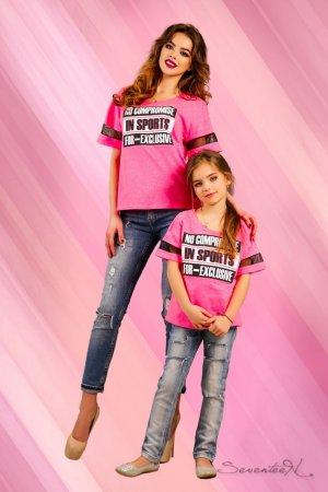 Детская футболка1242