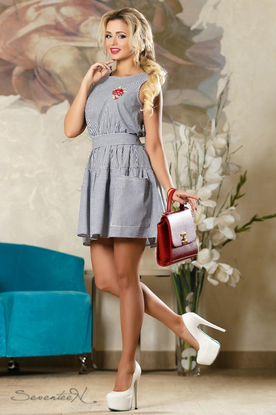 Модные Платья 21